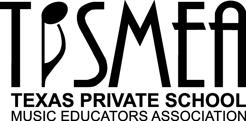 Texas Private School Music Educators Association